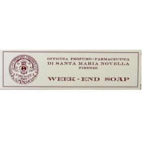 サンタマリアノヴェッラ ウィークエンド ソープ 3×50g 石けん・ボディソープ