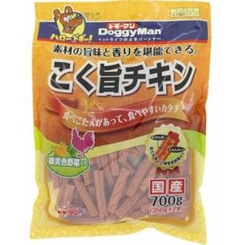 ドギーマン こく旨 チキン 緑黄色野菜入り(350g2袋入)[犬のおやつ・サプリメント]