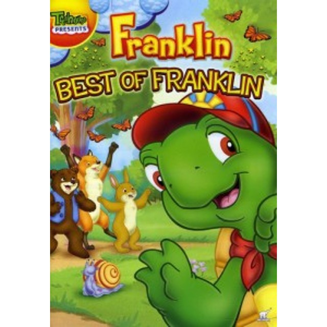 FRANKLIN: THE BEST OF FRANKLIN (アニメ輸入盤DVD)