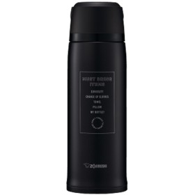 象印 ステンレスボトル 0.82L ブラック SJ-JS08