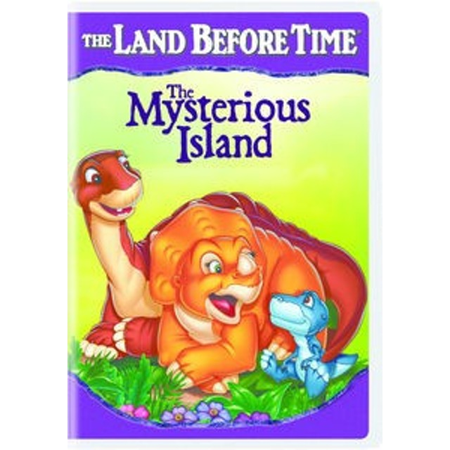 LAND BEFORE TIME: THE MYSTERIOUS ISLAND (アニメ輸入盤DVD)(2017/5/9)