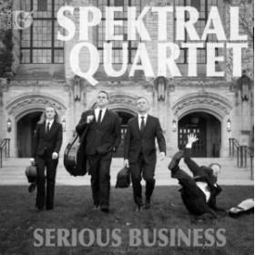 LOCHHEAD/HAYDN/MACKLAY/SPEKTRAL QUARTET / SERIOUS BUSINESS (w/CD)(輸入盤ブルーレイ)