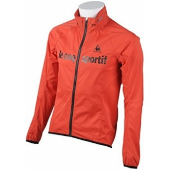 (ルコックスポルティフ)le coq sportif サイクリング ウインドジャケット QC-570261 [メンズ] RED O