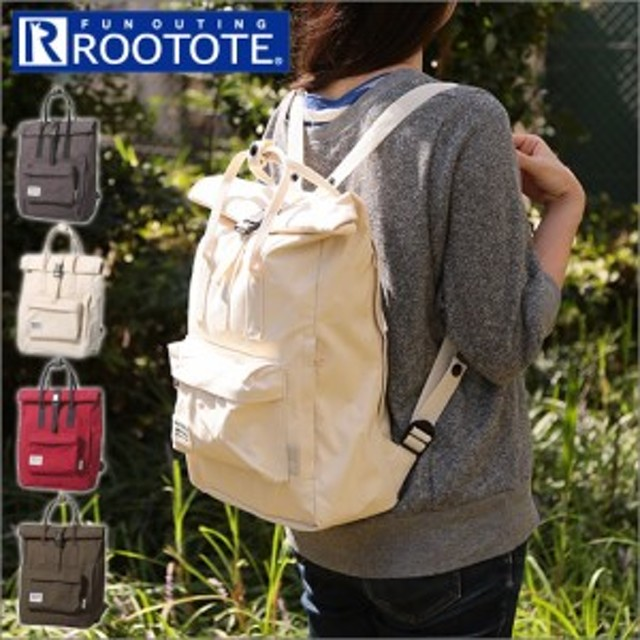 ROOTOTE ルートート SC-A 2WAY Backpack
