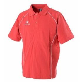 KELMEケルメ ポロシャツ Sサイズ レッド 75109-130-S