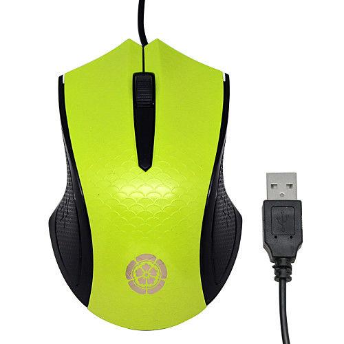 LIBERTY 織田ODA-USB光學有線滑鼠