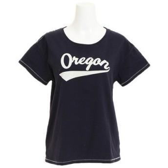 エルケクス(ELKEX) C-NECK oregon Tシャツ 864EK8UK5826NVY (Lady's)