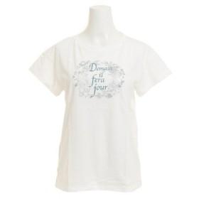 HUITIEME T/C DROP SHOULDER Tシャツ HU18SCD864412WHT (Lady's)