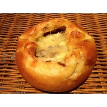 チーズ入焼きカレーパン
