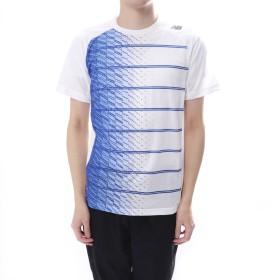 ニューバランス new balance メンズ テニス 半袖 Tシャツ JMTT8012