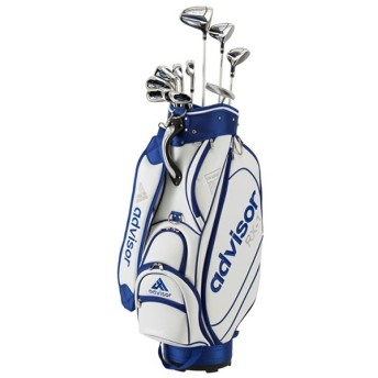 メンズ レフティ ゴルフクラブ RX-1 LH 11本セット《キャディバッグ付》R