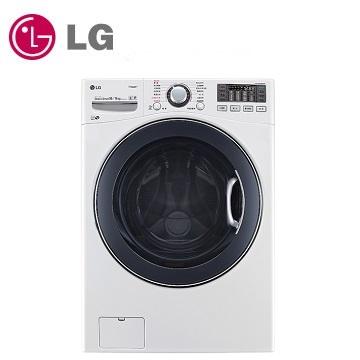 LG 16公斤 WiFi滾筒洗衣機(蒸洗脫烘) WD-S16VBD 典雅白 + 舊機回收