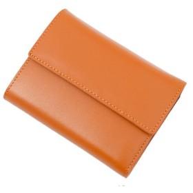 シルバーバレット SBselect牛革三つ折りミニ財布 メンズ キャメル FREE(フリーサイズ) 【SILVER BULLET】
