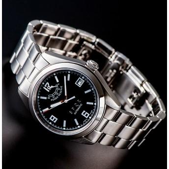 【SPQR】Ventuno pr「SS+観音開きバックル腕時計」
