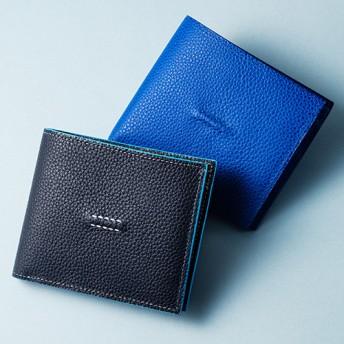 【HMAEN】二つ折り財布 F CLAMSHELL