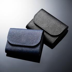 【COTOCUL】黒桟革 小さな財布