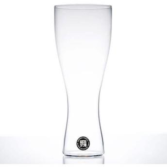 【松徳硝子】うすはり 鼓 ビールグラス(ピルスナー)/木箱入り2個セット