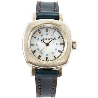 【ARKRAFT】クラフト時計「Finley silver Small」