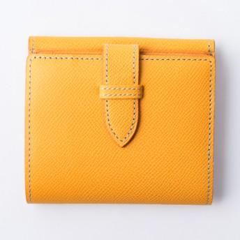 【BROOKLYN】Windsor フレンチカーフ パスウォレット(二つ折り財布)