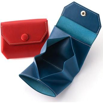 【ATELIER Hab(アトリエハブ)】折り畳み財布