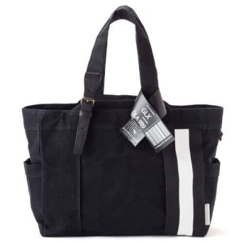 【DOUBLELOOP】JOURNEY resort tote LARGE「SPACE」/帆布トートバッグ
