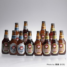 【木内酒造】常陸野ネストビール 4種12本セット