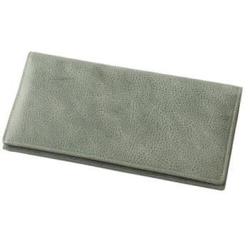 【二宮五郎商店】オットチェントアンティークフィニッシュ 風琴マチ束入れ長財布