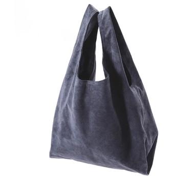 【leatheria】washable shopping bag