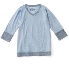 【DOPE & DRAKKAR】Fab Garden 7分袖 Tシャツ