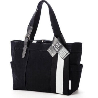 【DOUBLELOOP】JOURNEY resort tote MEDIUM PLUS「SPACE」/帆布トートバッグ