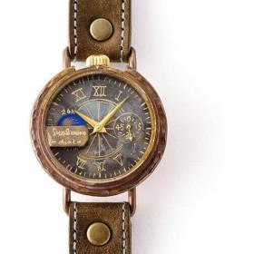 【ArtyArty】クラフト時計/ipsilon「globo」