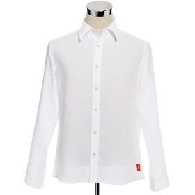 【BLASON】ドレス仕立ての手ぬぐいシャツ