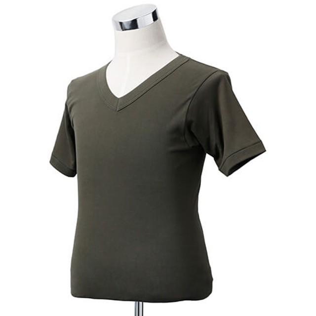 【久米繊維工業】SAY YOUNG(セイ・ヤング) Tシャツ Vネック