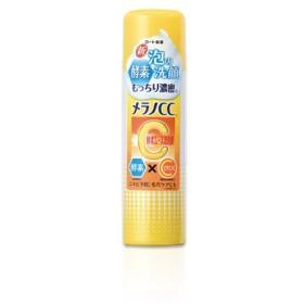 メラノCC 酵素 ムース泡洗顔(150g)〔洗顔料〕
