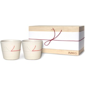 【JUNIO】mizuhiki CHOKO ペア木箱セット