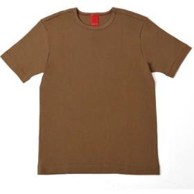 【久米繊維工業】久米繊維謹製色丸首Tシャツ