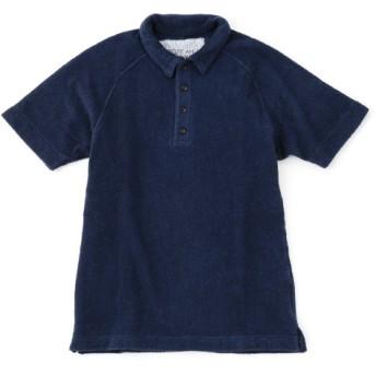 【DOPE & DRAKKAR】Fab Garden ビーチ パイルポロシャツ