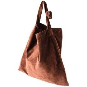 【leatheria】washable tie shoulder bag