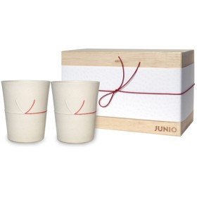 【JUNIO】mizuhiki CUP ペア木箱セット