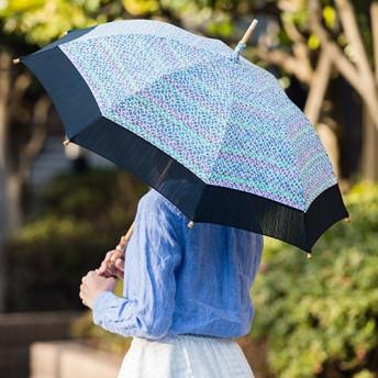 【藤本染工芸】型染日傘