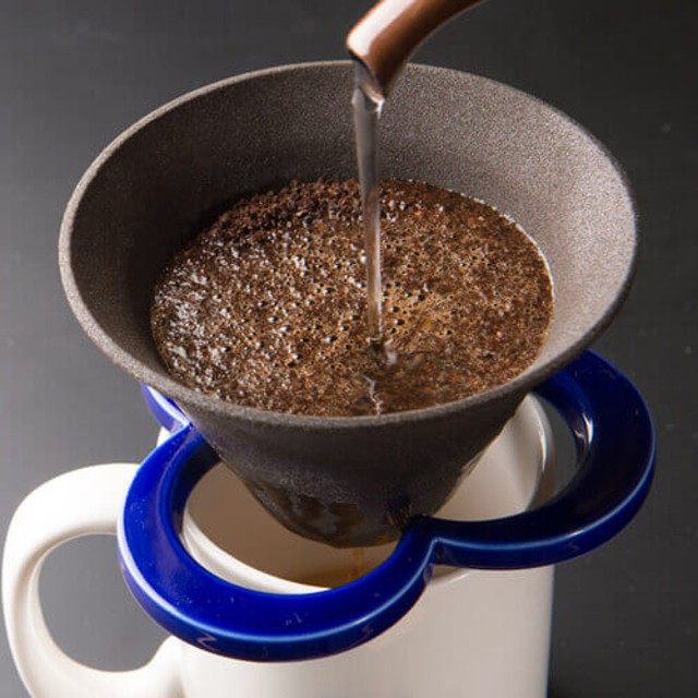 【224porcelain】カフェハット セラミックコーヒーフィルター