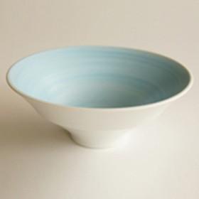 【ARITA PORCELAIN LAB】反鉢(JAPAN BLUE)/大/パールブルー(淡ブルー)