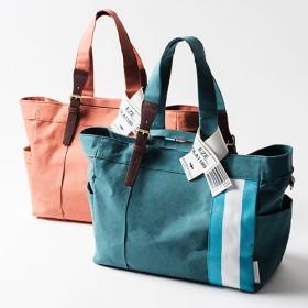 【DOUBLELOOP】JOURNEY resort tote LARGE「アルゼンチン」春カラー2018 / 帆布トートバッグ