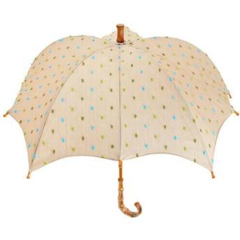 【DiCesare Designs】カボチャ ポンポン(晴雨兼用日傘)