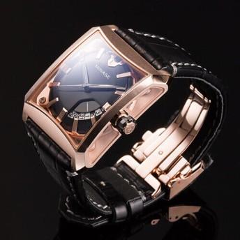 【MINASE】腕時計「FIVE WINDOWS」藤巻百貨店限定カラーPINK GOLD