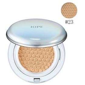 IOPE アイオペ エア クッション カバー 23号 ベージュ SPF50+/PA+++ 30g 韓国コスメ
