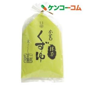 本葛 抹茶くずゆ ( 27g5袋入 )/ 坂利製麺所