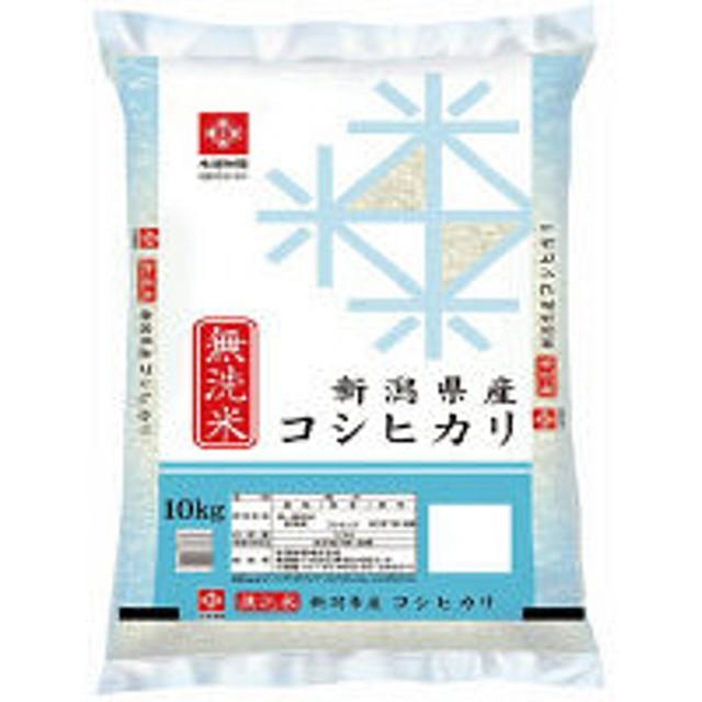 【無洗米】新潟県産コシヒカリ 10kg 平成30年産