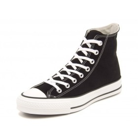 メンズ converse(コンバース) CANVAS ALL STAR J HI(キャンバスオールスターJハイ) 32067961 ブラック スニーカー ハイ/ミッドカット