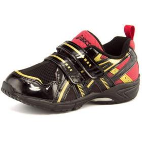 キッズ asics SUKU2(アシックス スクスク) GD. RUNNER MINI MG 3(GDランナーミニMG3) TUM168 9023 ブラック/レッド運動靴 スニーカー ボーイズ